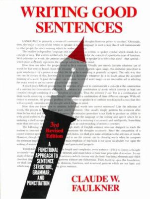 Writing Good Sentences, Revised Edition