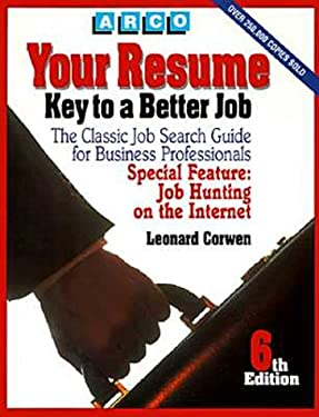 Your Resume: Key to a Better Job