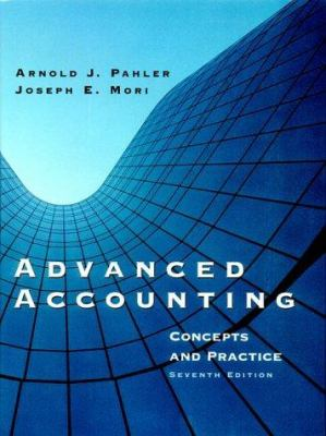 Advanced Accounting: Concepts and Practice