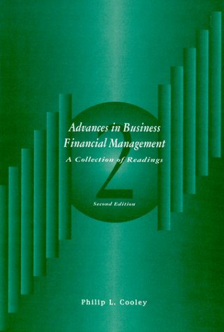Advances in Business Financial Management: A Collection of Readings