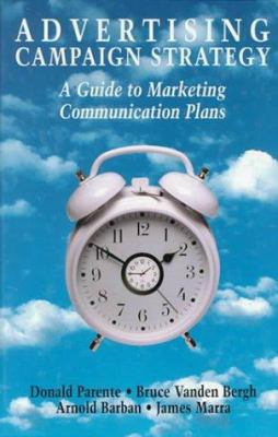 Advertising Campaign Strategy: A Guide to Marketing Communication Plans