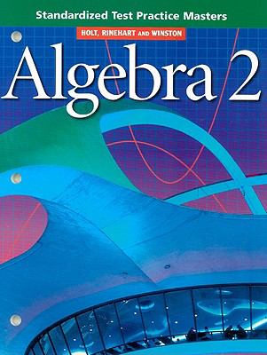 Algebra 2 Standardized Test Practice Masters