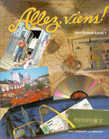 Allez, Viens!: Holt French Level 1