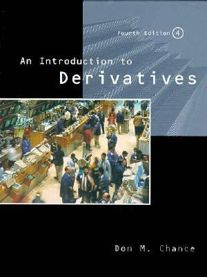 "An Introduction to Derivatives [With 3 1/2"" Disk]"