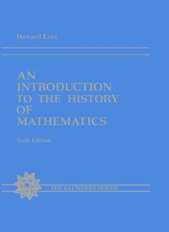 An Introduction to the History of Mathematics - 6th Edition