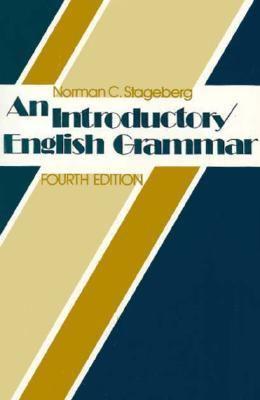 An Introductory English Grammar