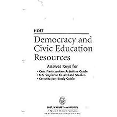 Ansky/Democracy and Civic Ed Res 2006