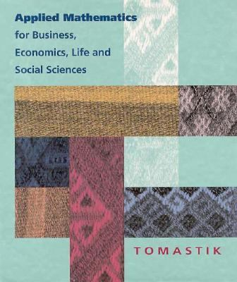 Applied Mathematics for Business, Economy, Life