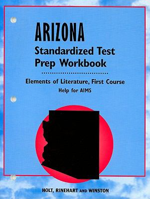 Arizona Standardized Test Prep Workbook, First Course: Help for AIMS