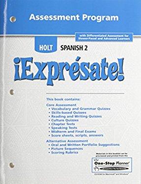 Assessment Prg Expresate 2006 LV 2