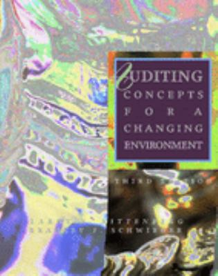 Auditing: Concepts for a Changing Environment