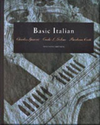 Basic Italian [With Cassette(s)] - 7th Edition