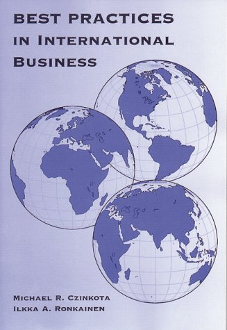 Best Practices in International Business