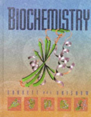 Biochemistry 9780030097584