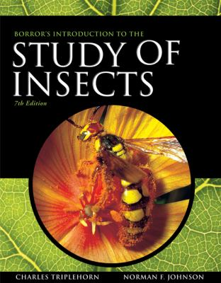 Borror and DeLong's Introduction to the Study of Insects - 7th Edition