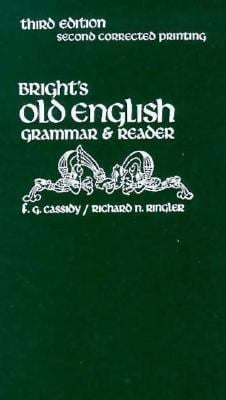 Brights Old English Grammar