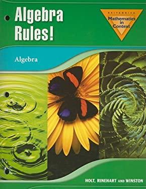 Britannica Mathematics in Context: Algebra Rules!