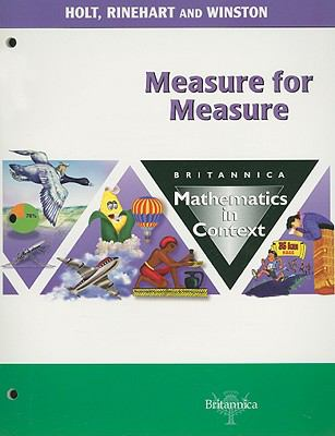 Britannica Mathematics in Context: Measure for Measure
