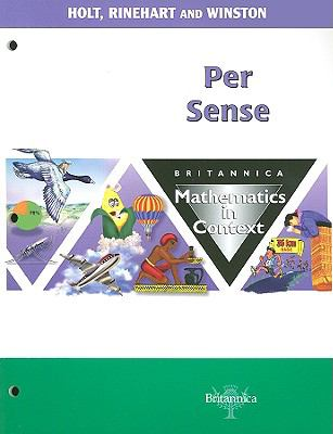 Britannica Mathematics in Context: Per Sense