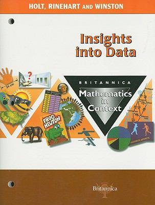 Britannica Mathematics in Context: Insights Into Data