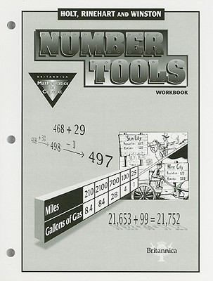 Britannica Mathematics in Context Number Tools Workbook