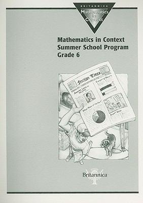 Britannica Mathematics in Context Summer School Program, Grade 6