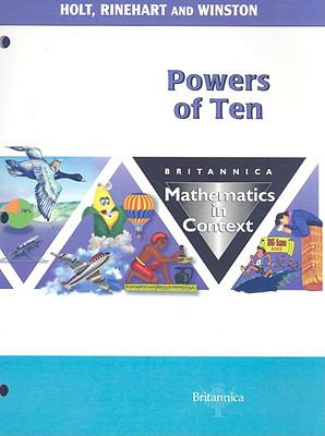 Brittanica Mathematics in Context: Powers of Ten