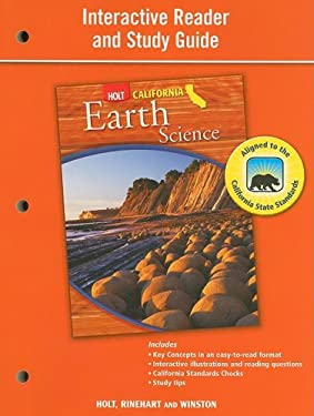 California Holt Earth Science Interactive Reader and Study Guide