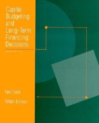 Capital Budget & Long Term Finances