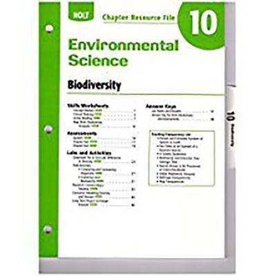Ch Res File #10 Env Sci 2006