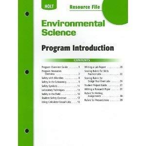 Ch Res File #20 Env Sci 2006
