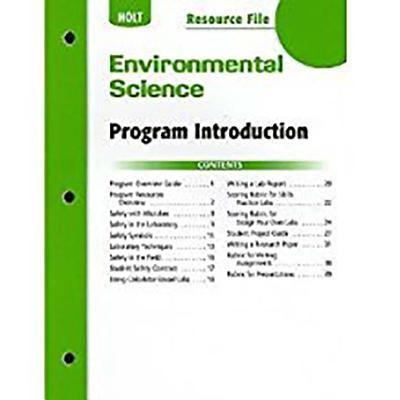 Ch Res File #5 Env Sci 2006