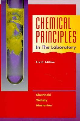 Chemical Principles in the Lab