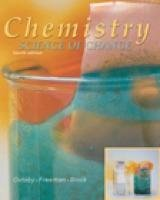 Chemistry: Science of Change 9780030331886