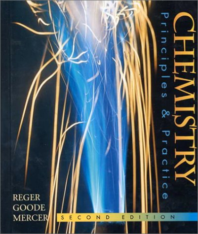Chemistry: Principles and Practice