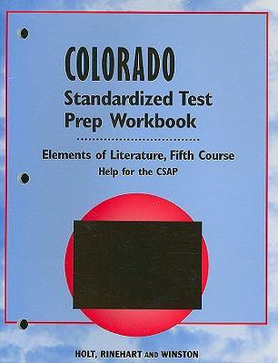 Colorado Standardized Test Prep Workbook, Fifth Course