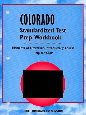 Colorado Standardized Test Prep Workbook, Introductory Course: Help for CSAP