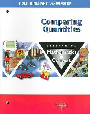 Comparing Quantities: Britannica Mathematics in Context