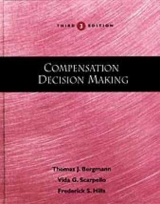Compensation Decision Making