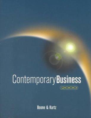 Contemporary Business 2000