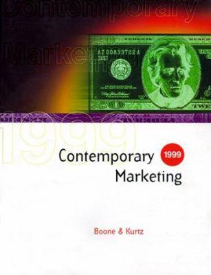 Contemporary Marketing: 1999