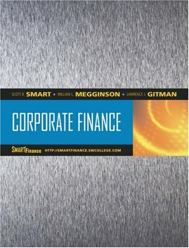 Corporate Finance [With CDROM]