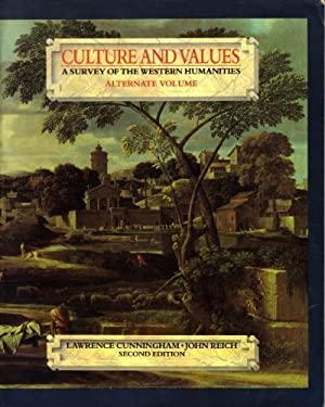 Culture Values Alternate Volume