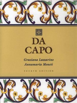 Da Capo: An Italian Review Grammar