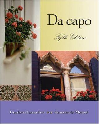 Da Capo [With CD (Audio)]