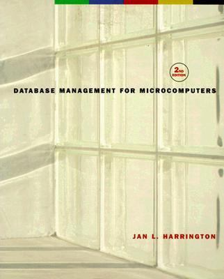 Database Management for Microcomputers: Design and Implementation