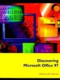 Discovering Microsoft Office 97
