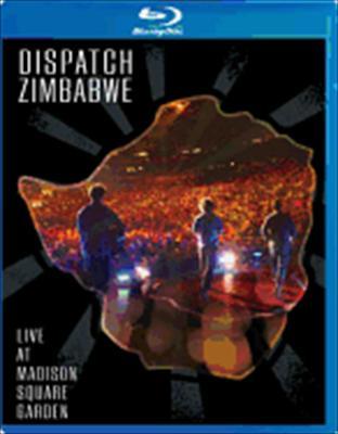 Dispatch Zimbabwe: Live at Madison Square Garden
