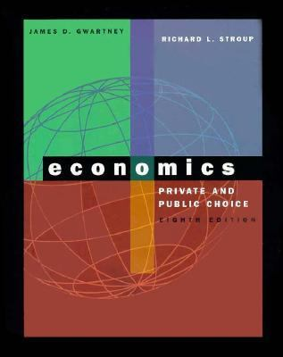 Economics: Private and Public Choice [With Disk]