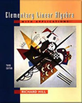 Elementary Linear Algebra with Applications - 3rd Edition